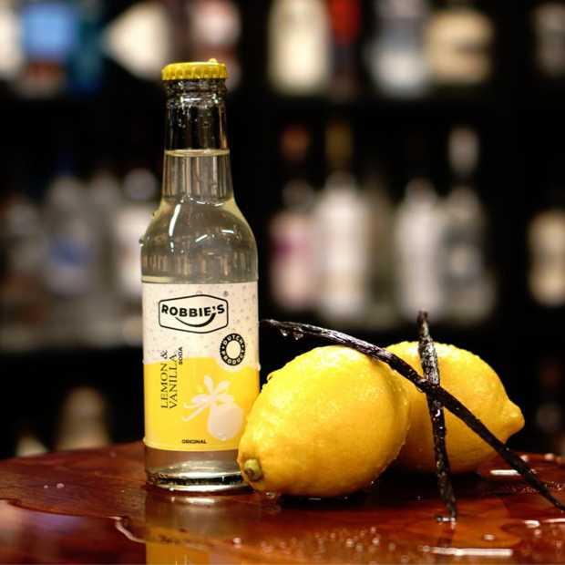 Kan een combinatie van citroen en vanille als soda werken?
