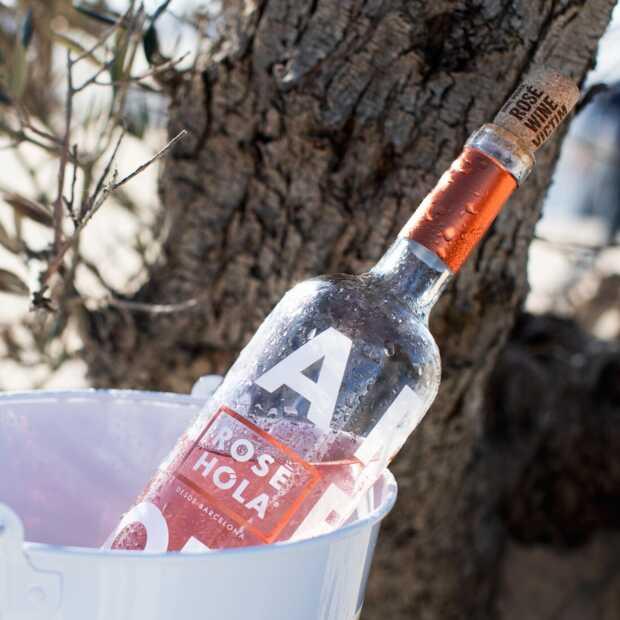 De nieuwe rosé ¡Hola! moet Spanje als roséland op de kaart zetten