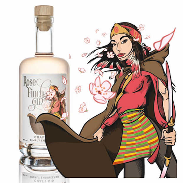 De eigenzinnige gins van Driftwood Distillery