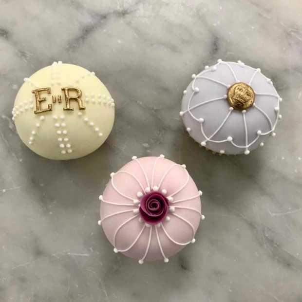 De favoriete koninklijke chocolade cupcakes van Queen Elizabeth II