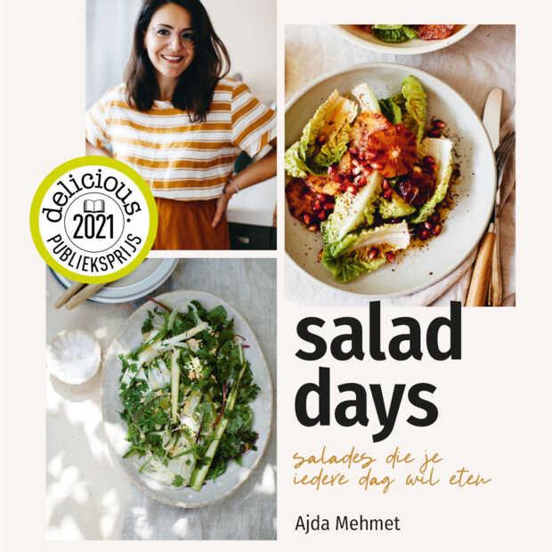 Kookboek Salad Days van Ajda Mehmet wint de delicious. publieksprijs 2021
