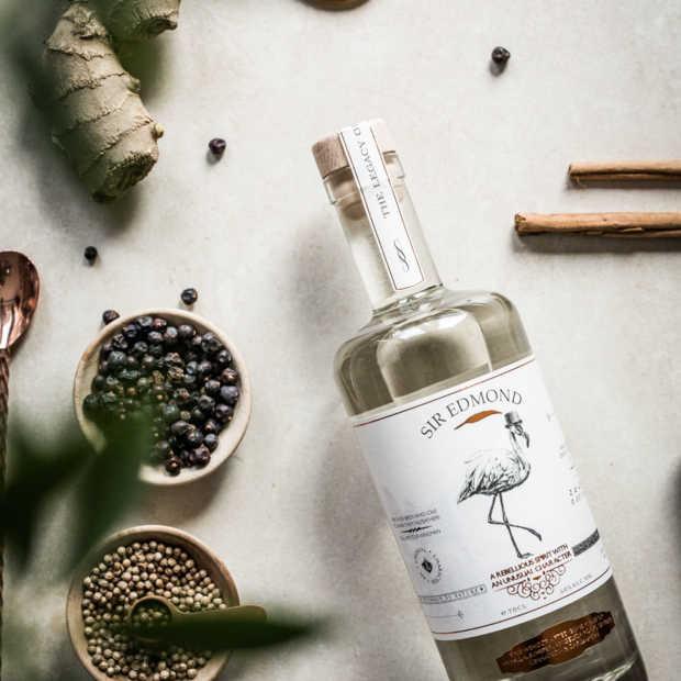 Dit is waarom de vanilla infused gin van Sir Edmond Gin zo bijzonder is