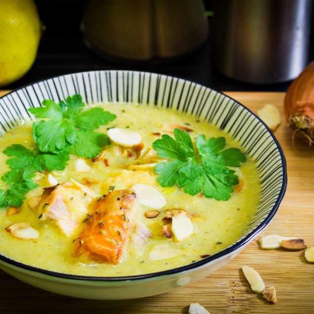 Zo maak je van soep uit blik (of zak) een culinair hoogstandje