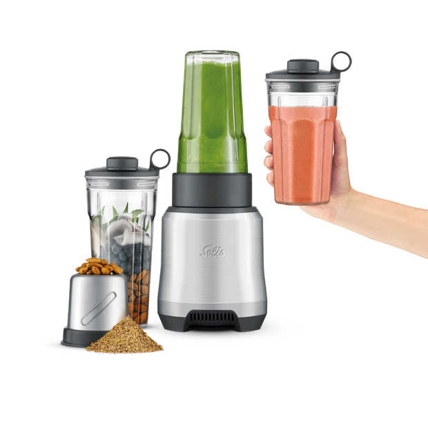 Nieuwe blender van Solis: Power Blender To Go