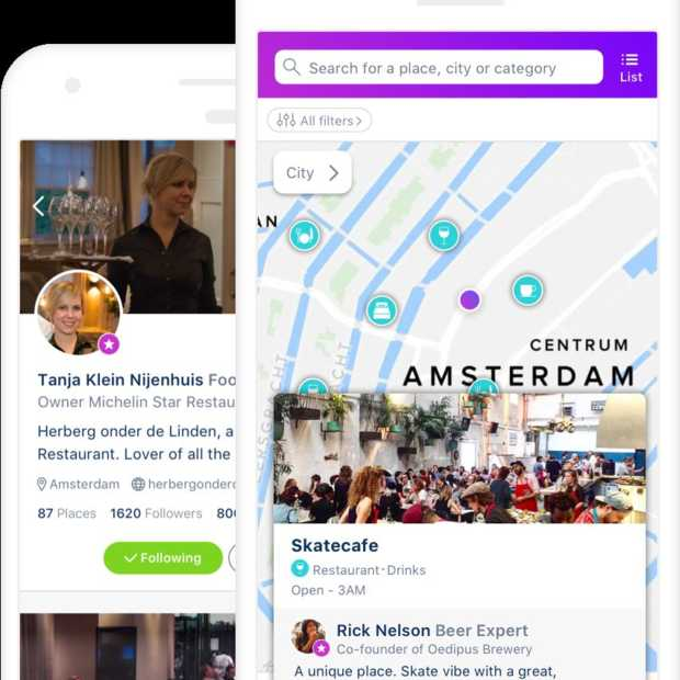 Internationale experts delen favoriete plekken via nieuwe app Soulpicks