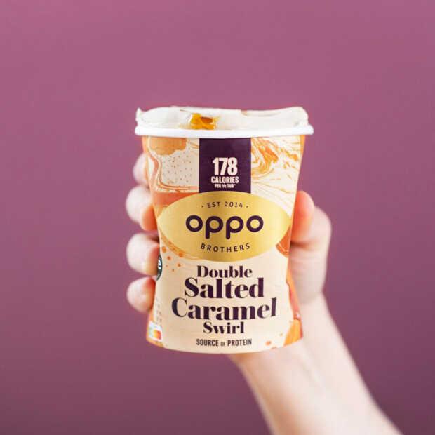 Oppo Brothers: laat ijs 15 minuten buiten de vriezer staan voor je het eet