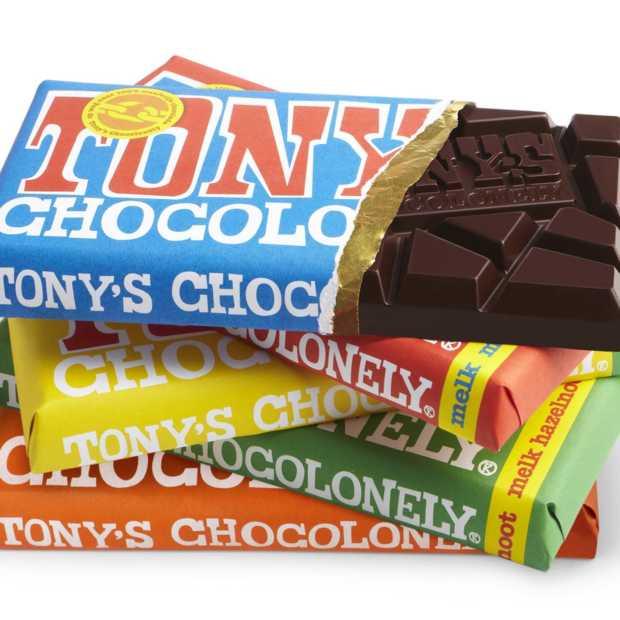 Een zelfgemaakte reep chocola bij je op de deurmat
