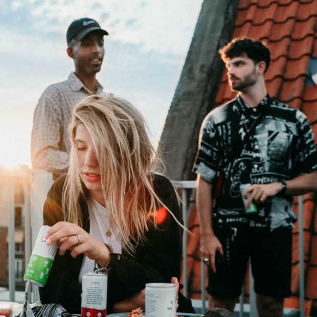 Stëlz is de eerste Nederlandse hard seltzer