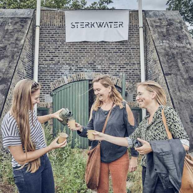 Reizend restaurant SterkWater verovert fort bij het Brabantse Giessen