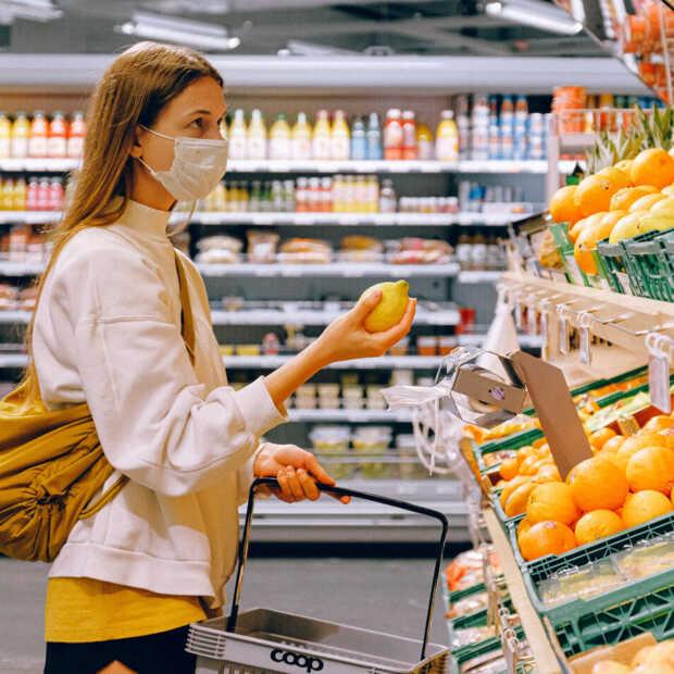 Consumenten kochten in 2020 meer duurzaam voedsel in de supermarkt