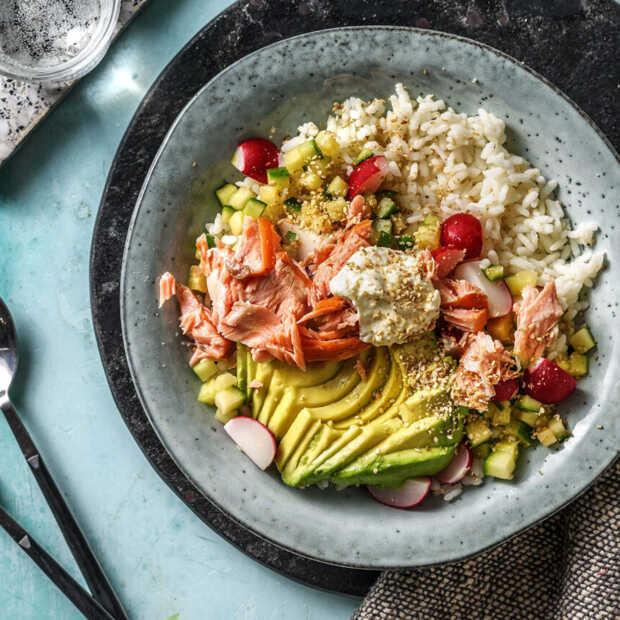Drie heerlijke en makkelijke bowl recepten voor komende lente