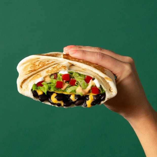 Taco Bell in de VS heeft nieuw menu speciaal voor vegetariërs