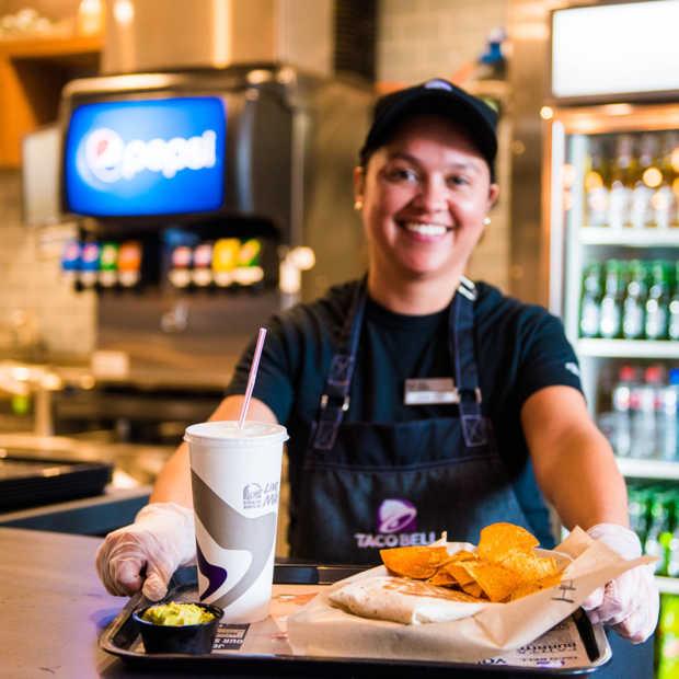 De volgende Taco Bell opent 21 december op station Breda