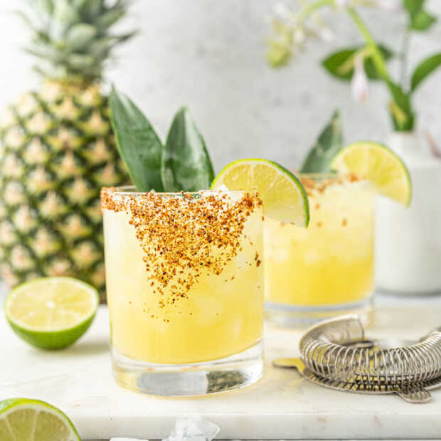 Zo maak je makkelijk thuis een alcoholvrije Mojito of Piña Colada