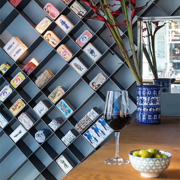 Gastronomisch eten uit een blikje, het kan nu in The Can Bar