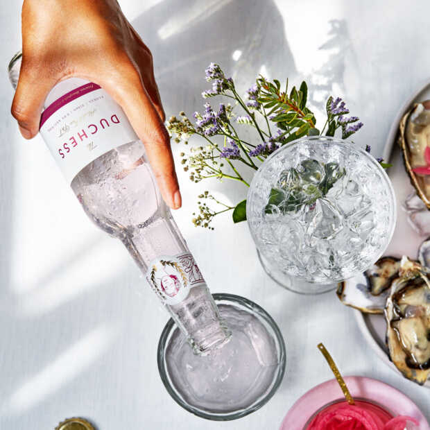 Alcoholvrije gin-tonic The Duchess maakt opmars in Nederland