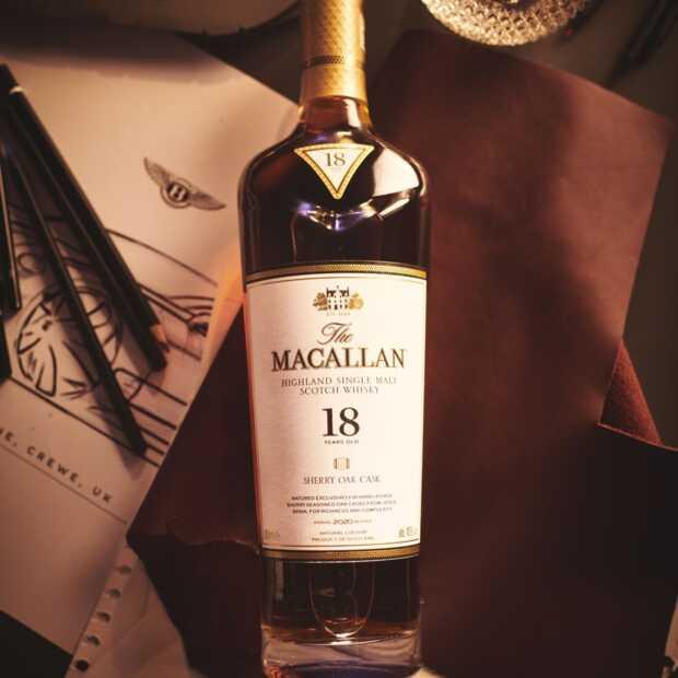 Whiskymerk The Macallan is dankzij het verleden helemaal klaar voor de toekomst