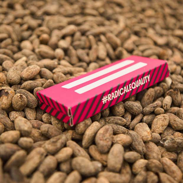 Blockchain chocoladereep bestrijdt armoede en ongelijkheid