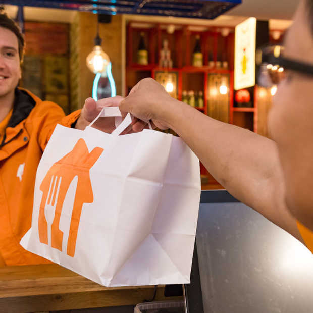 Takeaway en Just Eat gaan fuseren