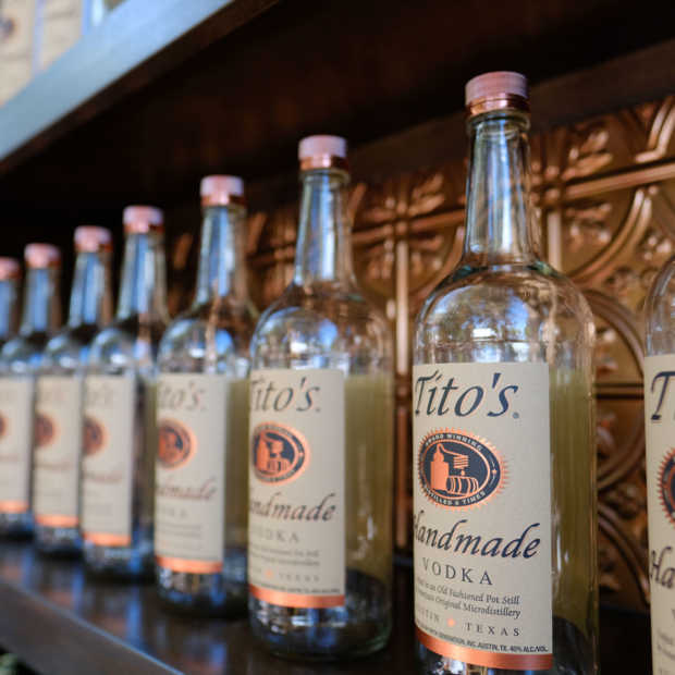 Tito's Handmade Vodka heeft distributeur in Nederland