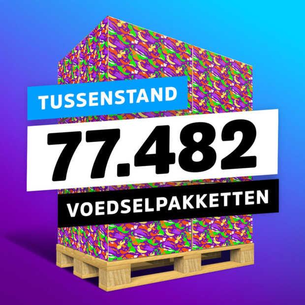 Nederlandse bedrijven zetten zich in voor de voedselbanken deze maand