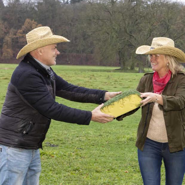 Westland Kaas en Those Vegan Cowboys lanceren samen 100% plantaardige kaas