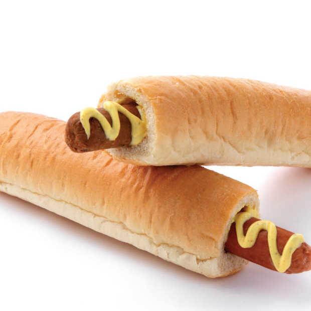 Vegan hotdog en saus (!) van Hema te koop voor thuis