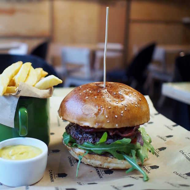 McVegan bij McDonald's: eindelijk een vegan broodje