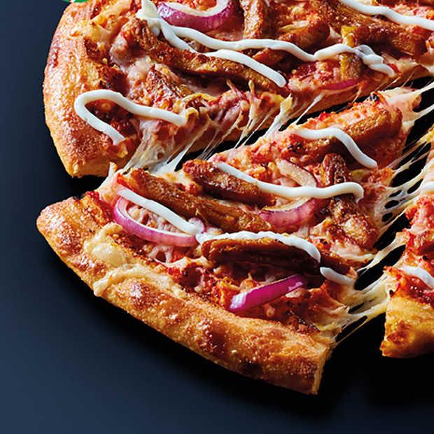New York Pizza gaat nu ook vegan pizza bezorgen