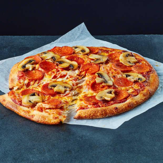New York Pizza heeft nieuwe vegetarische pizza's