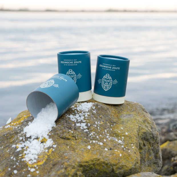Zeeuwsche Zoute: Zeezout rechtstreeks uit de Oosterschelde