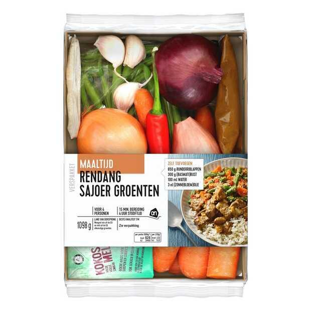 Het assortiment verspakketten bij Albert Heijn breidt verder uit