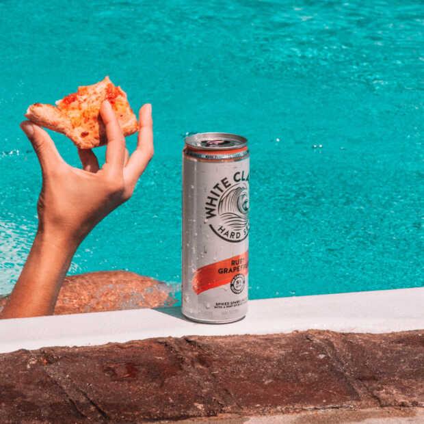 Hard seltzers zorgen ervoor dat Amerikanen in 2020 meer drinken