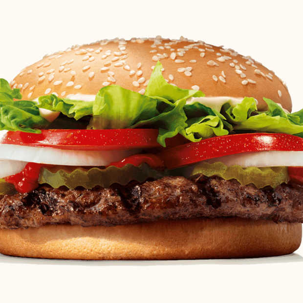 Achter iedere foto van een Whopper een Big Mac? Burger King UK flikte het in 2019