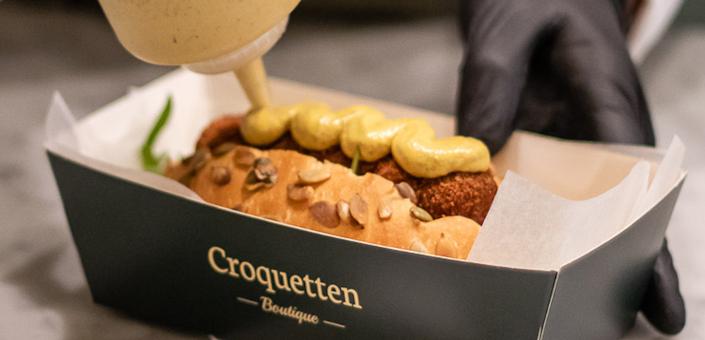 Croquetten Boutique lanceert 'Letter van Croquet'