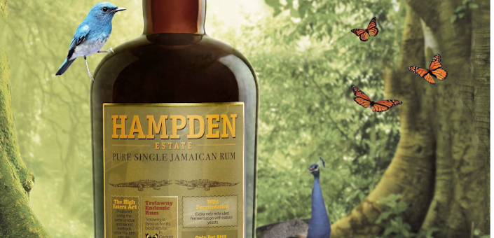 De Jamaicaanse pure rum van Hampden Estate heeft funk