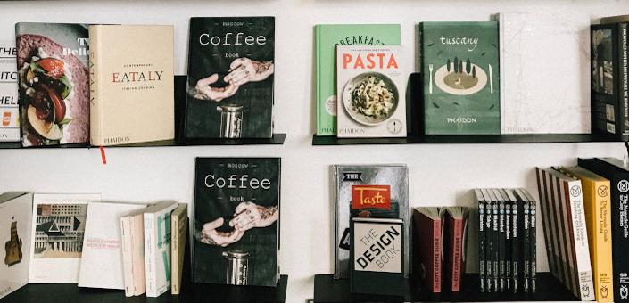 De tofste boeken over eten en drinken van 2020