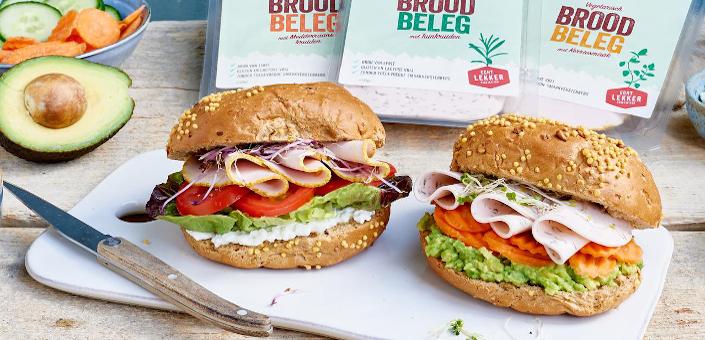 Vegetarisch broodbeleg van Stegeman niet te onderscheiden van vleesvariant