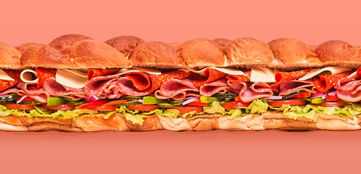 Subway introduceert 1,5 meter lange The Friendlong